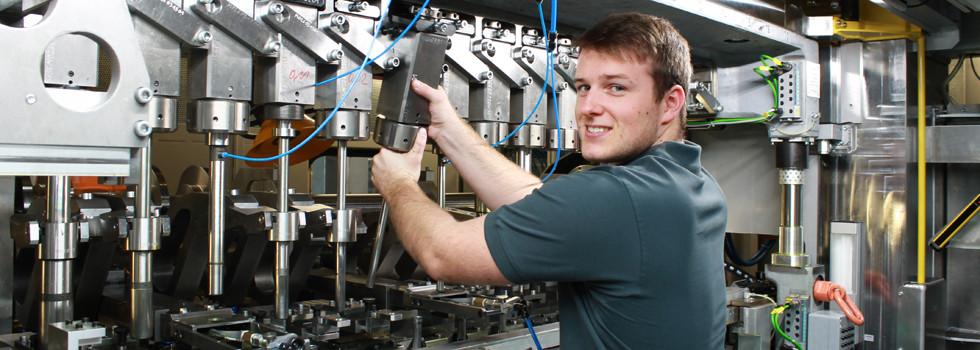 Industriemechaniker Berufsbild
